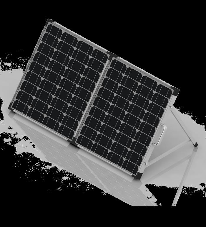 Bombeo Solar de agua para uso agrícola o industrial