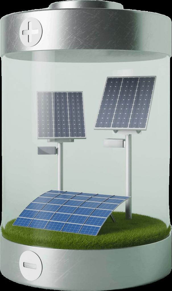 Automatización de procesos y maquinaría con energías renovables